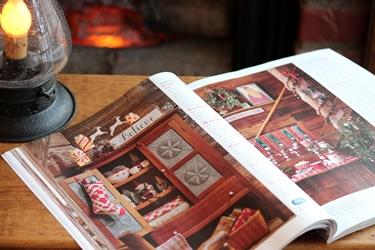 「Country Sampler」の去年のクリスマス特集号_f0161543_15545892.jpg