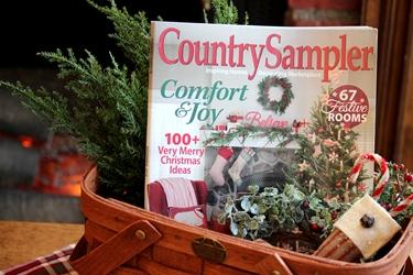 「Country Sampler」の去年のクリスマス特集号_f0161543_1554746.jpg