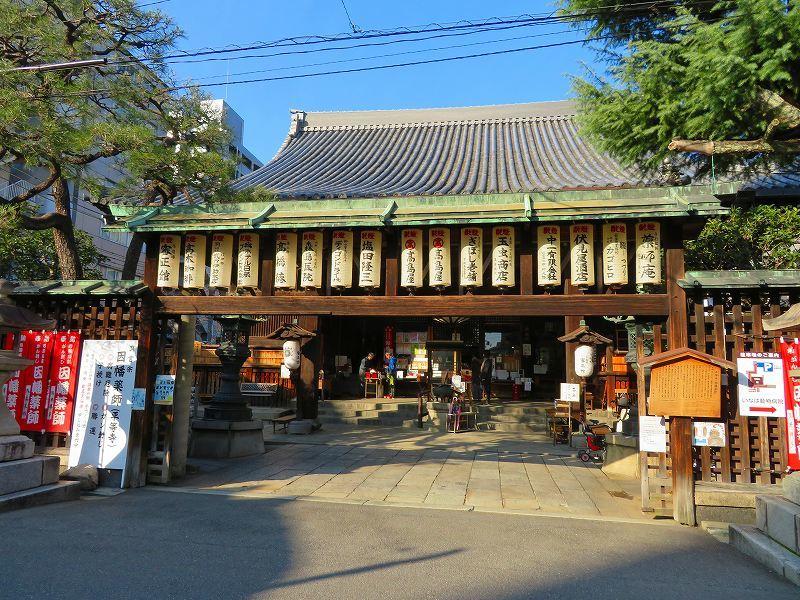 京都「因幡薬師」(平等寺)20190119_e0237645_00244563.jpg
