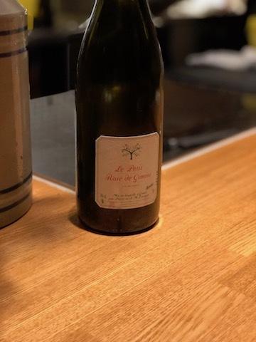 本日のグラスワイン&諸々_a0114049_14273001.jpg