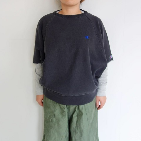 Champion : REVERSE WEAVE®︎ BIG SWEATCREW_a0234452_18410480.jpg