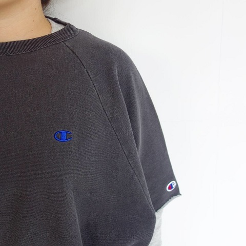 Champion : REVERSE WEAVE®︎ BIG SWEATCREW_a0234452_18411096.jpg