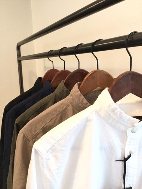 コットンリネン素材の軽やかなシャツコート_d0174308_14465652.jpeg