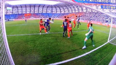1/24(木) アジアカップ準々決勝 ベトナム戦_a0059812_16312720.jpg