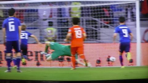 1/24(木) アジアカップ準々決勝 ベトナム戦_a0059812_16562516.jpg