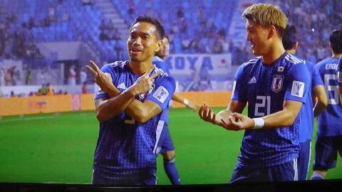 1/24(木) アジアカップ準々決勝 ベトナム戦_a0059812_16563126.jpg