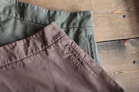 2wayボタンシャツ、ロングスカート_b0165512_17252487.jpg
