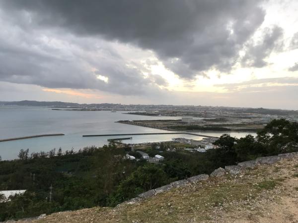 沖縄の旅。 その13 @勝連城_b0157216_23024238.jpg