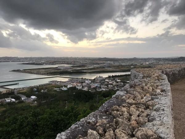 沖縄の旅。 その13 @勝連城_b0157216_23060518.jpg