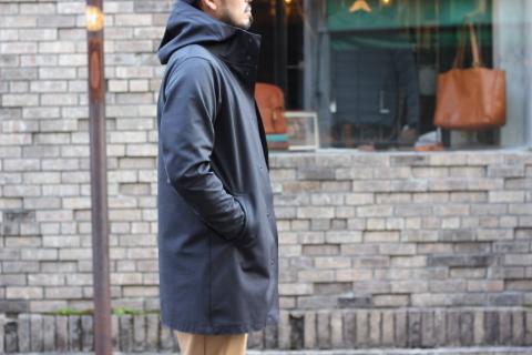 """Jackman 度詰めジャージーシリーズ最後は \""""Jersey Coat\"""" ご紹介_f0191324_09092030.jpg"""