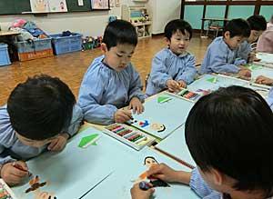 幼稚園が大好きな息子です!_e0325335_17274324.jpg