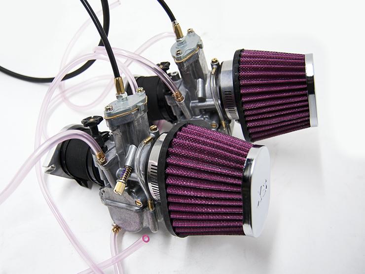 XS650 オイル漏れ修理 と 520コンバート_a0139843_23071937.jpg