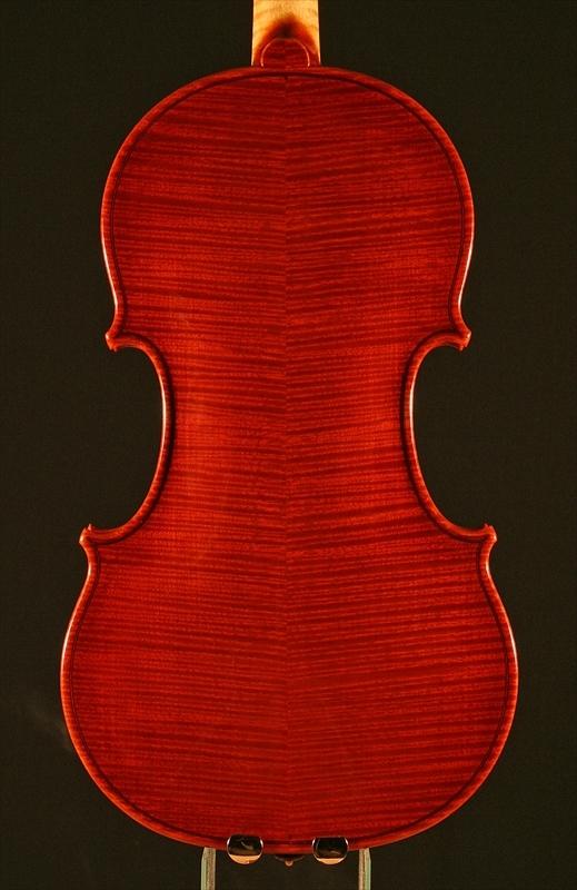 2007年 ヴァイオリン ガルネリ「カノン砲」モデル_a0197551_07191735.jpg