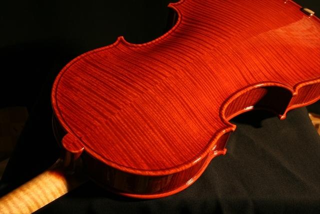 2007年 ヴァイオリン ガルネリ「カノン砲」モデル_a0197551_07195489.jpg