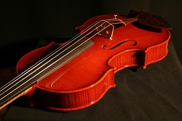 2007年 ヴァイオリン ガルネリ「カノン砲」モデル_a0197551_07200646.jpg