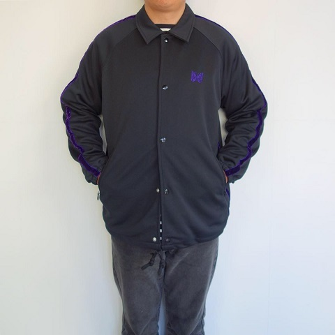 Needles : Side Line Coach Jacket - Poly Smooth_a0234452_16525762.jpg