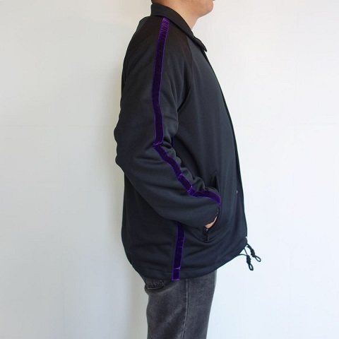 Needles : Side Line Coach Jacket - Poly Smooth_a0234452_16530452.jpg