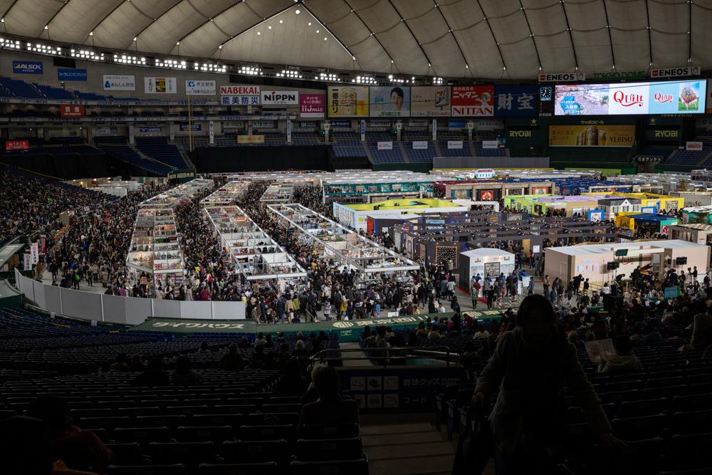 第18回 東京国際キルトフェスティバル_a0261169_21351409.jpg