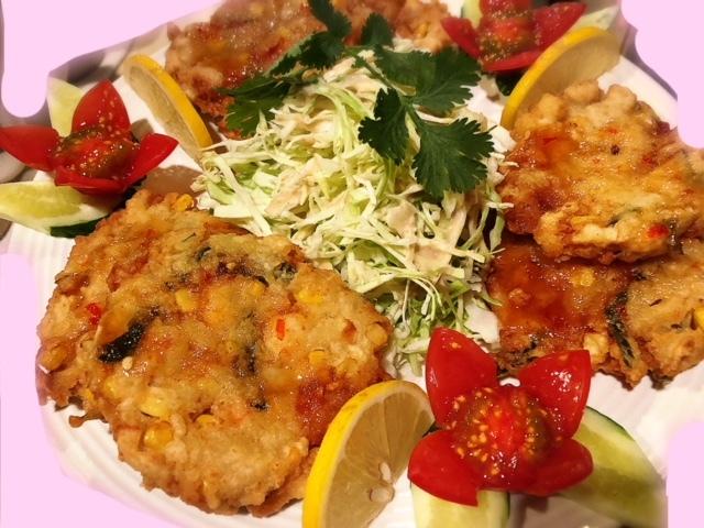 タイ料理ディナーコース¥5400_d0144077_15541315.jpg