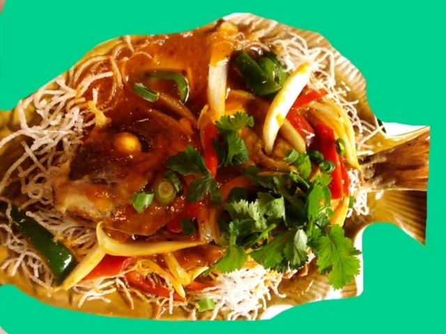 タイ料理ディナーコース¥5400_d0144077_16533535.jpg