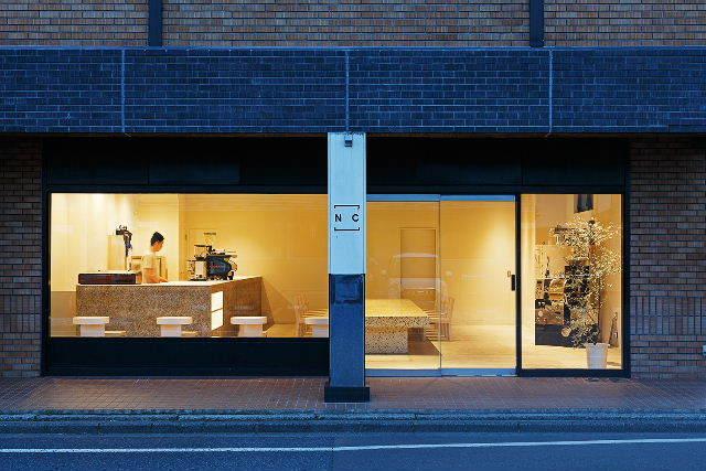 NAGASAWA COFFEE様 移転工事の完成写真②_f0105112_04571415.jpg