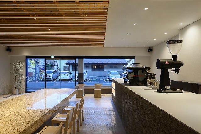 NAGASAWA COFFEE様 移転工事の完成写真②_f0105112_05015302.jpg