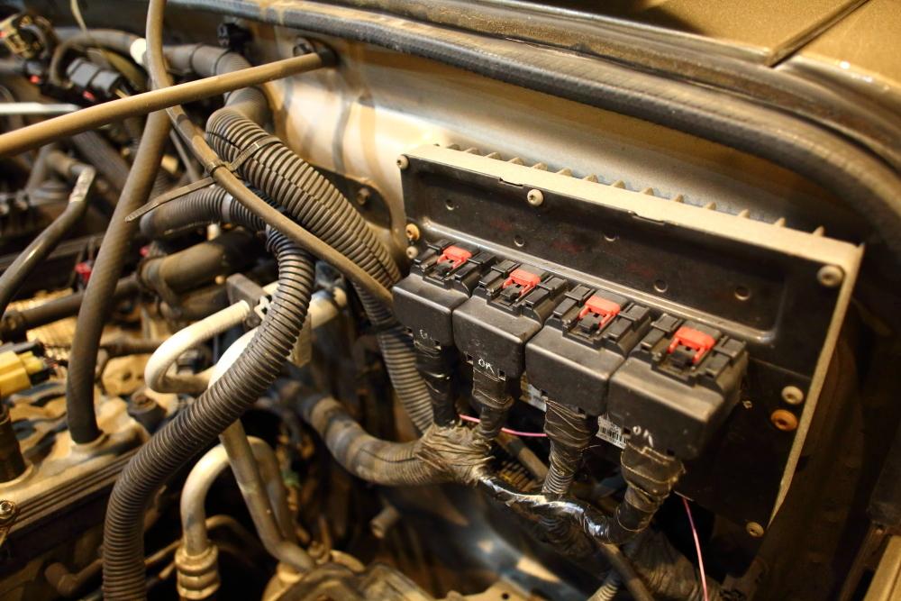 ライトカーキTJ ご納車に向けて仕上げ作業再開です_f0105425_19190576.jpg