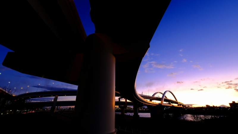 江北JCT  東京 byFUJINON8-16mm_f0050534_09481253.jpg