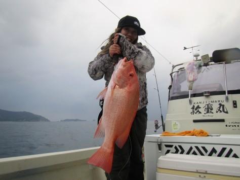奄美大島 釣船 款璽丸(かんじまる)_c0203337_02561920.jpg