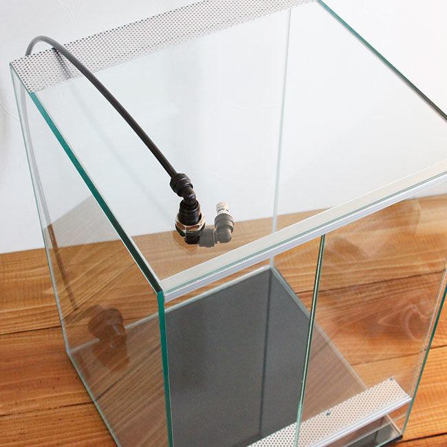 新商品 Square Cage / スクエアケージの販売を開始致しました。 パルダリウム・コケリウムに最適!!_d0376039_12032436.jpg