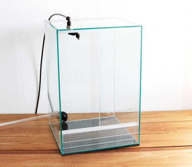 新商品 Square Cage / スクエアケージの販売を開始致しました。 パルダリウム・コケリウムに最適!!_d0376039_12184065.jpg