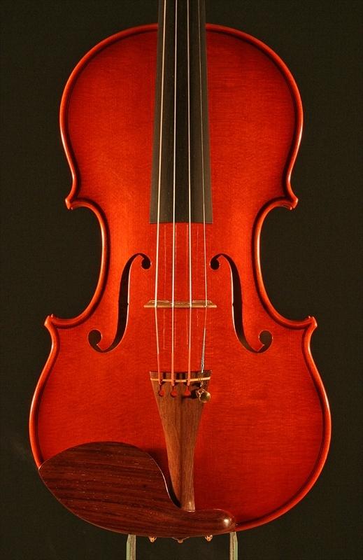 """2007年 ヴァイオリン ガリンベルティ・モデル """"1970""""_a0197551_08041792.jpg"""