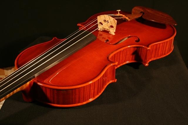 """2007年 ヴァイオリン ガリンベルティ・モデル """"1970""""_a0197551_08053686.jpg"""