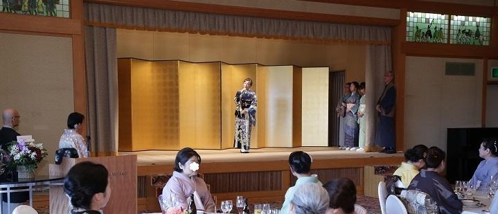 10周年・ユキリコフさん、加賀友禅にハロウィンの帯。_f0181251_15155149.jpg