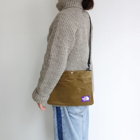 THE NORTH FACE PURPLE LABEL : Corduroy Shoulder Bag_a0234452_15333445.jpg