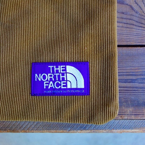 THE NORTH FACE PURPLE LABEL : Corduroy Shoulder Bag_a0234452_15334289.jpg