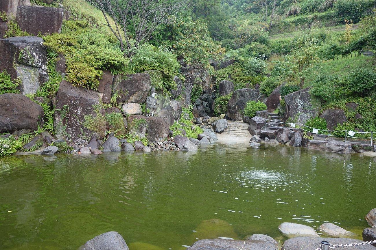 藍のあまくさ村「日本一大きな天草四郎像」_c0112559_08264695.jpg