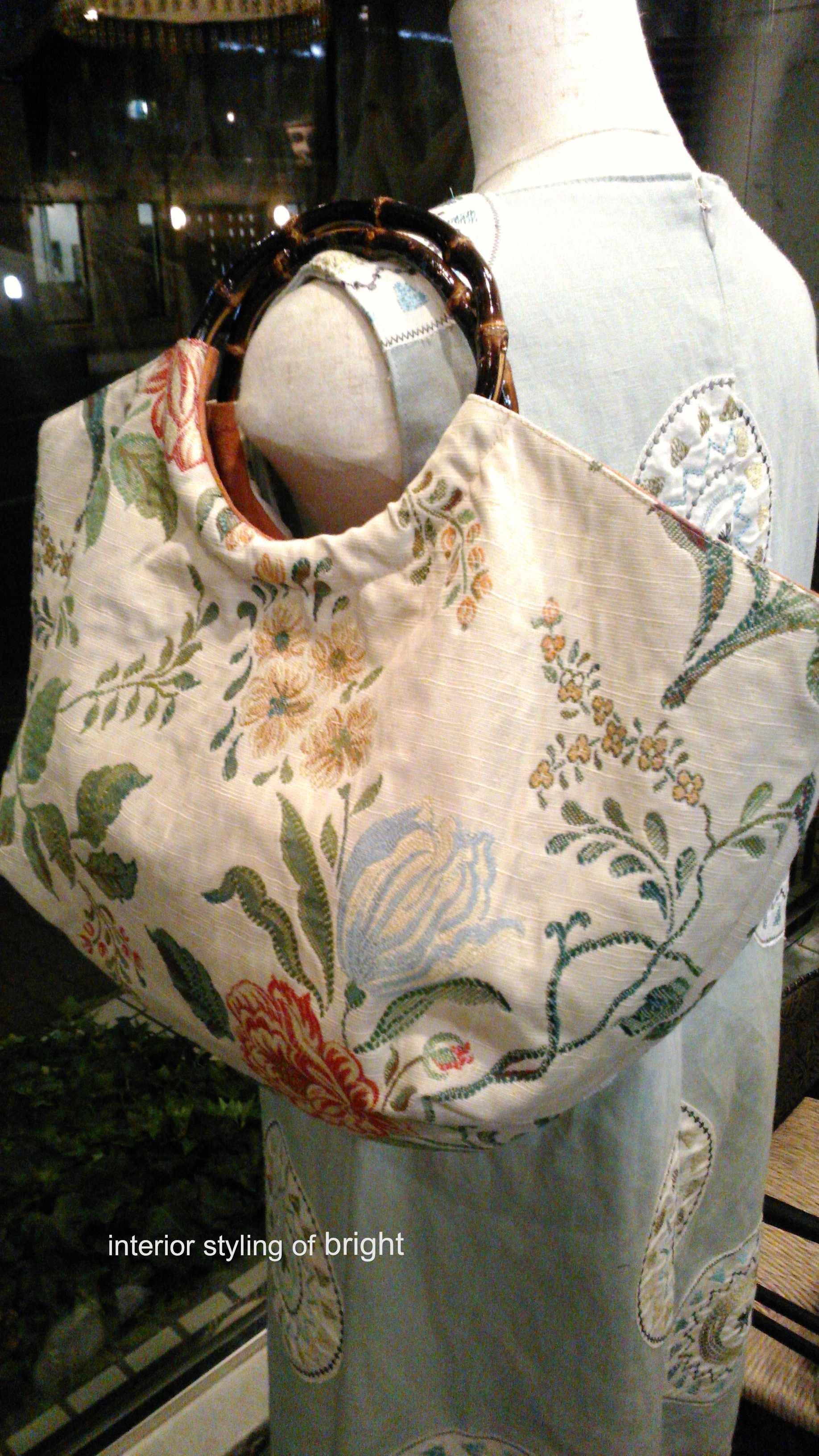 JABのバッグ ウィリアムモリス正規販売店のブライト_c0157866_20023939.jpg