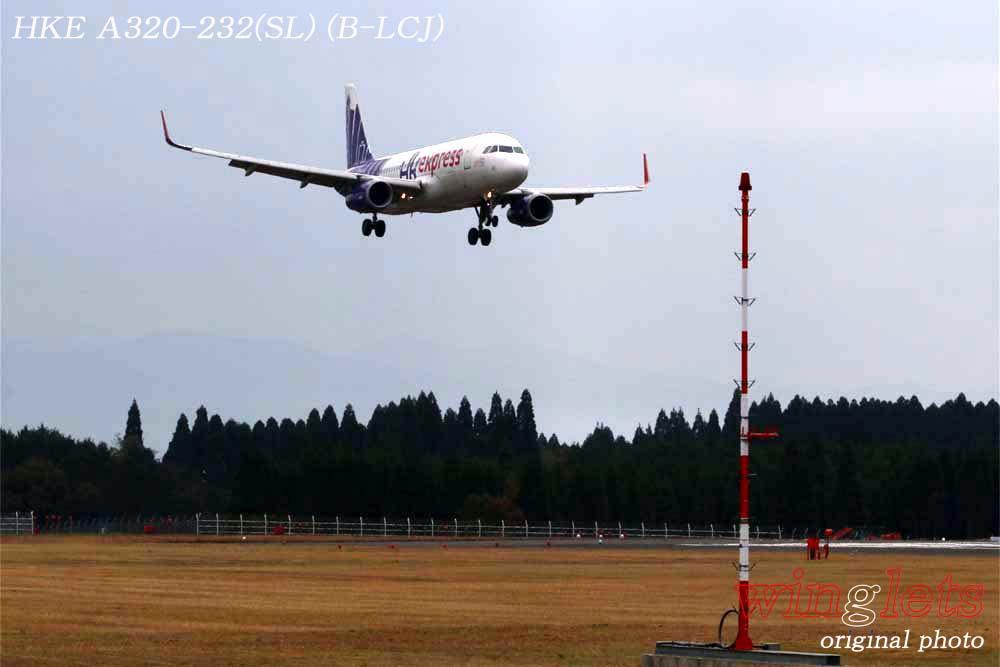 '19年 鹿児島空港レポート・・・HKE/B-LCJ_f0352866_22353790.jpg
