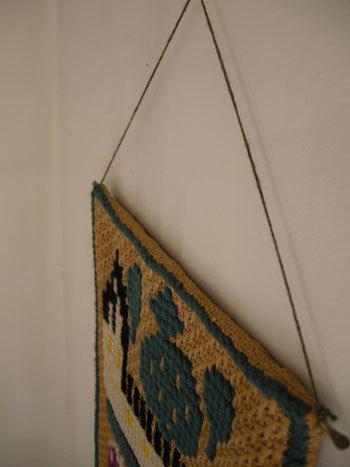 刺繍壁掛け / DENMARK_c0139773_13265532.jpg