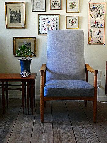Fritz Hansen Highback chair_c0139773_18173584.jpg