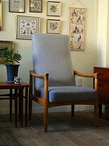 Fritz Hansen Highback chair_c0139773_18174783.jpg