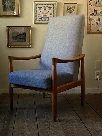 Fritz Hansen Highback chair_c0139773_18175641.jpg