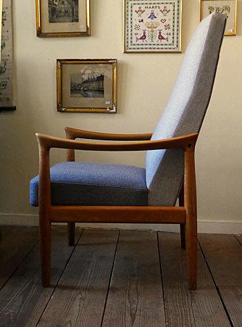 Fritz Hansen Highback chair_c0139773_18180576.jpg