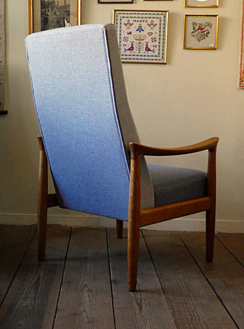 Fritz Hansen Highback chair_c0139773_18181464.jpg