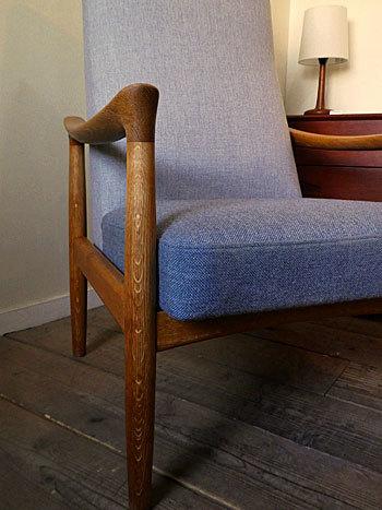 Fritz Hansen Highback chair_c0139773_18182730.jpg