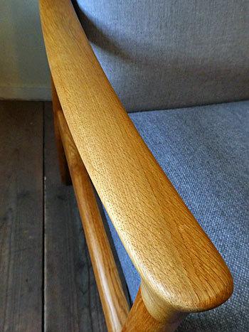 Fritz Hansen Highback chair_c0139773_18190534.jpg