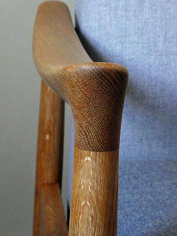 Fritz Hansen Highback chair_c0139773_18192057.jpg