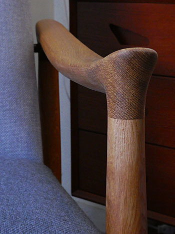 Fritz Hansen Highback chair_c0139773_18195034.jpg