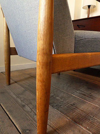 Fritz Hansen Highback chair_c0139773_18205324.jpg